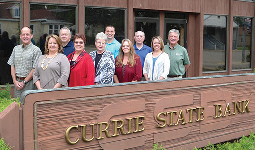 Currie State Bank