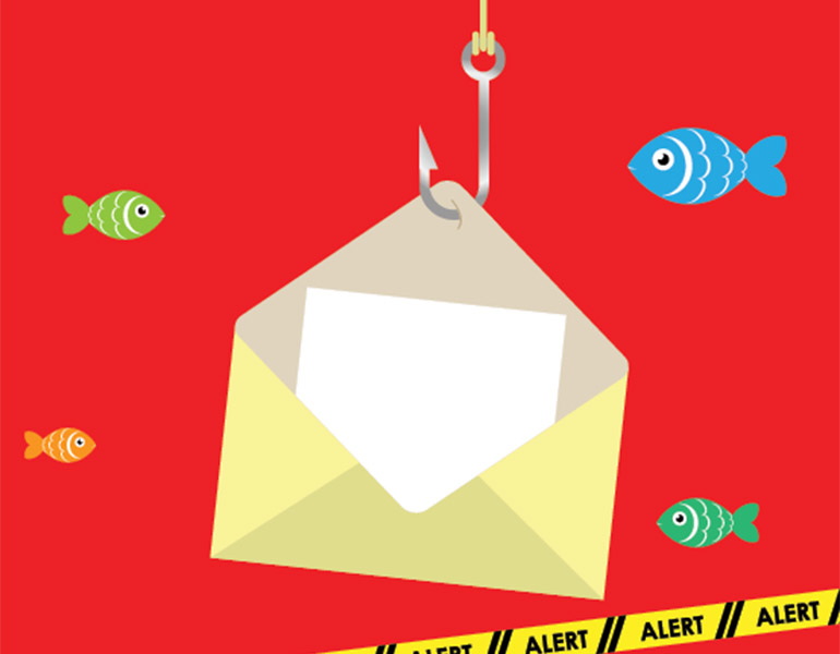 Phishing: Don't take the bait | Independent Banker