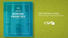 Thumbnail for Your banking peers have spoken!