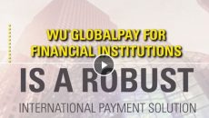 Thumbnail for A fast track to international payments – WU® GlobalPay for Financial Institutions
