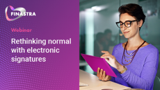 Thumbnail for Rethinking normal with electronic signatures- The key to lending adaptability