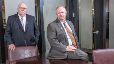 James Blood and James York of Valley Bank of Nevada