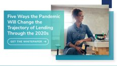Thumbnail for New whitepaper: How the pandemic is changing lending