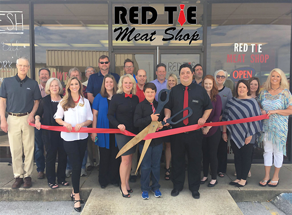 Red Tie Meat Shop