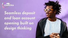 Thumbnail for Seamless deposit and loan account opening built on design thinking